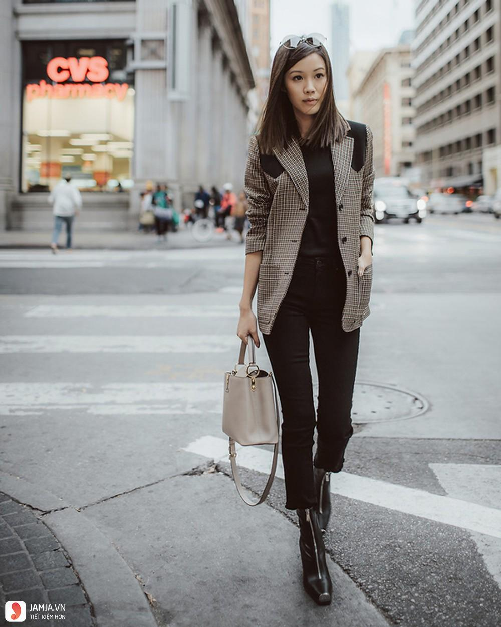 Áo blazer 1