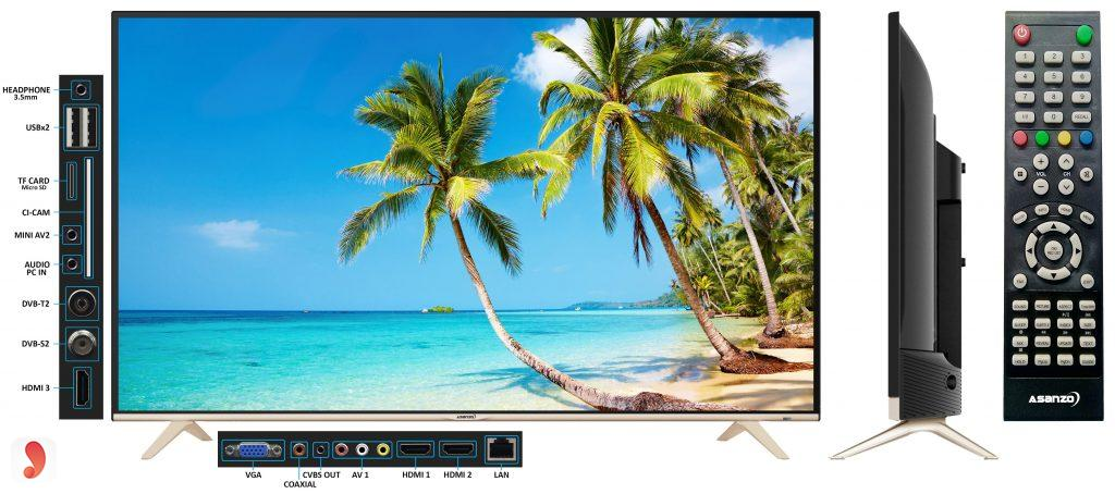 Asanzo 40 inch HD 40AS320 ảnh1