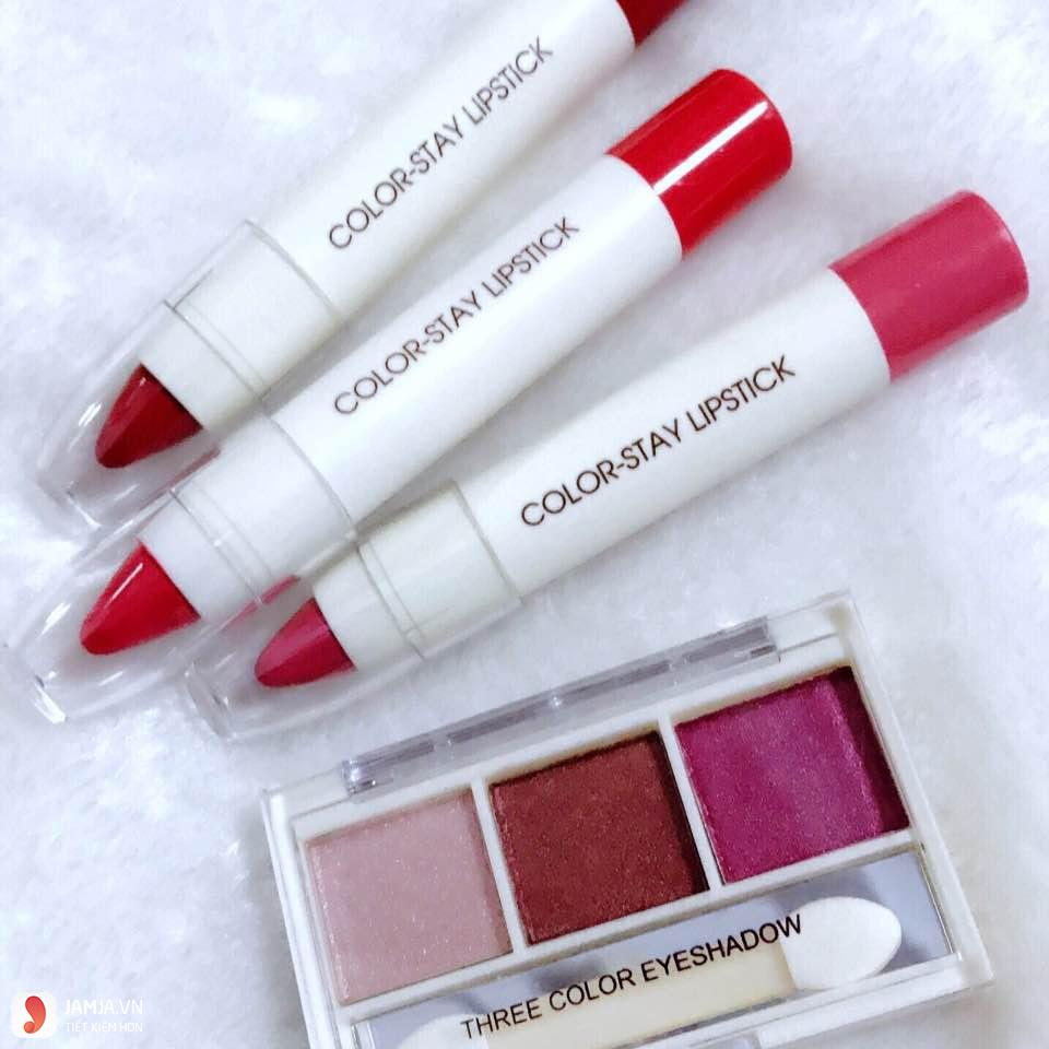 Bảng màu son 1 1 Color-Stay Lipstick