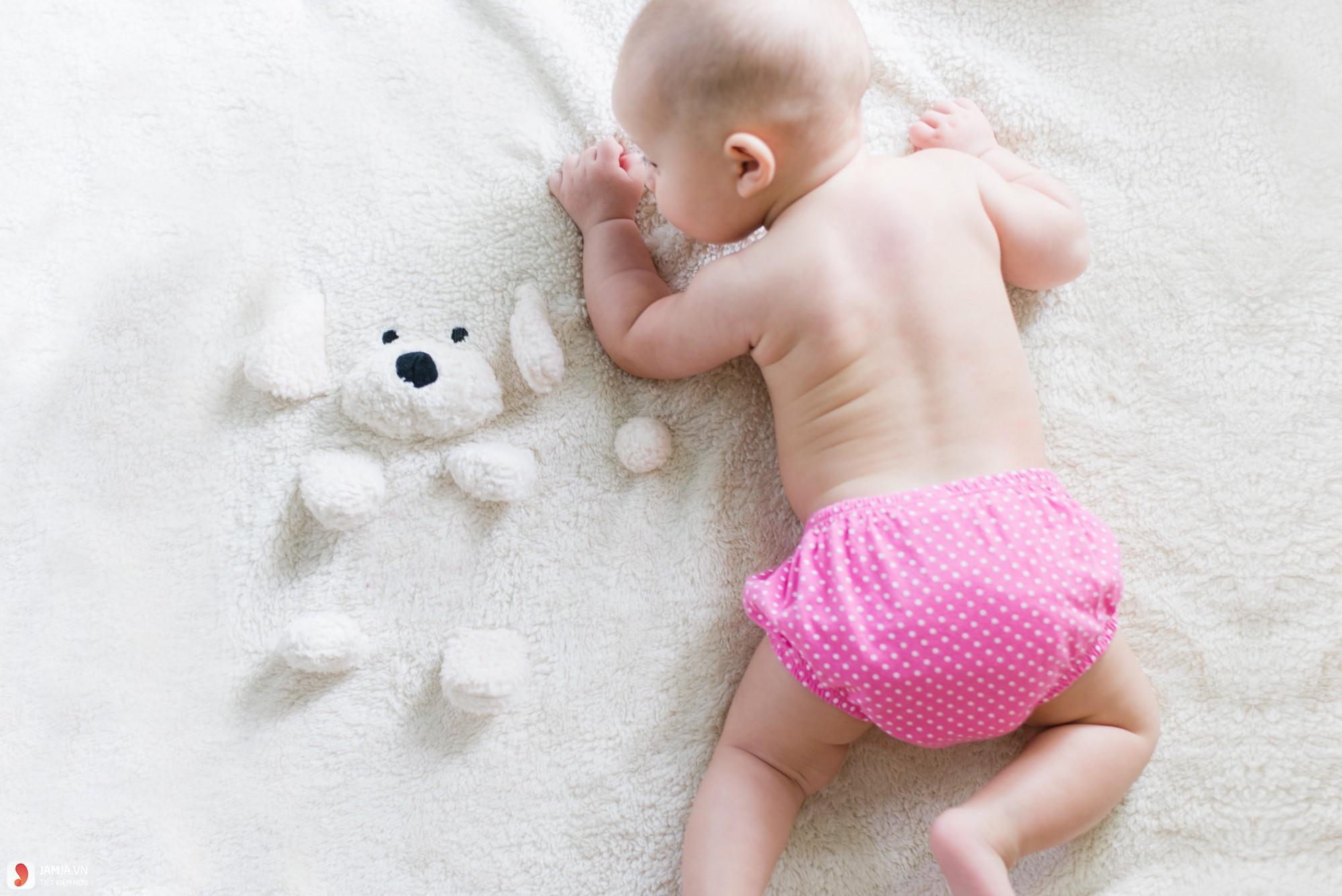 Bỉm cho trẻ sơ sinh loại nào tốt 2