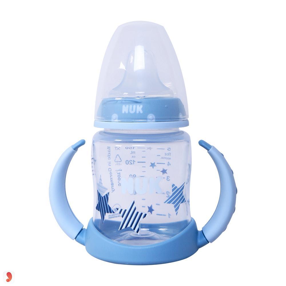 Bình tập uống nước NUK Learner Cup 1