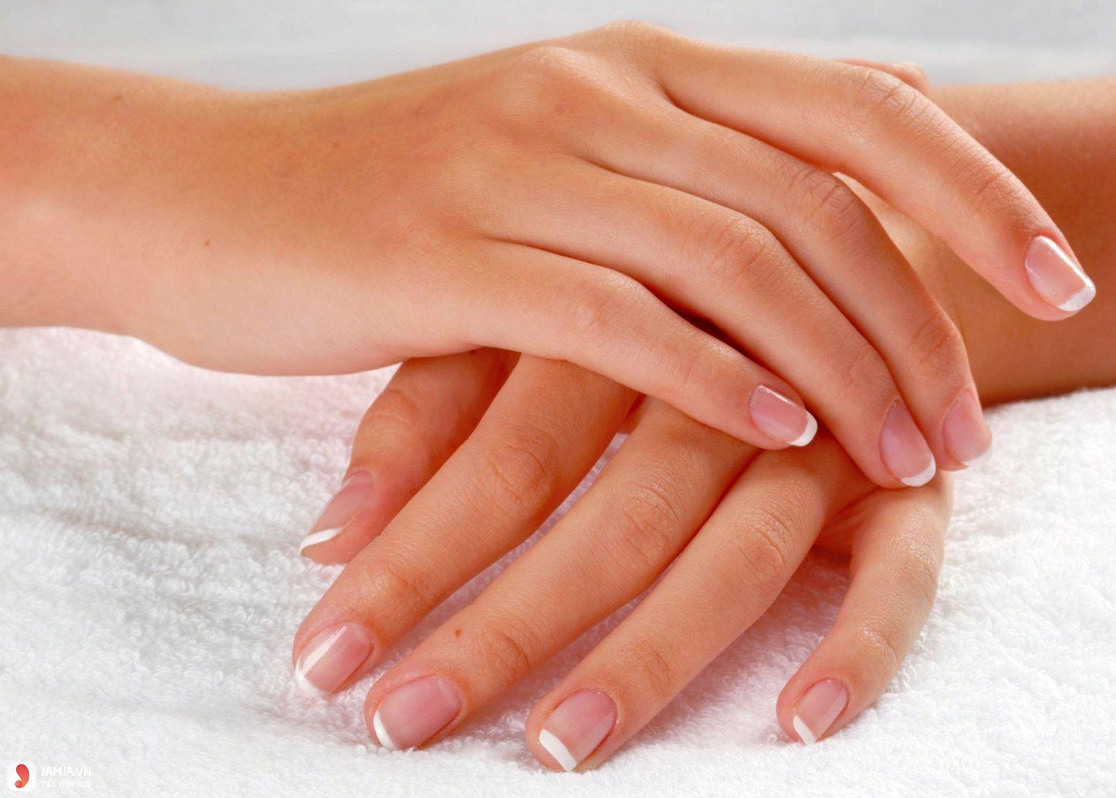 Biotin tốt cho móng tay