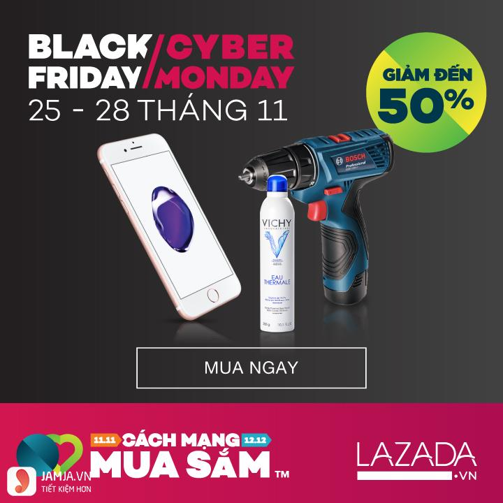 Black Friday Lazada 2017
