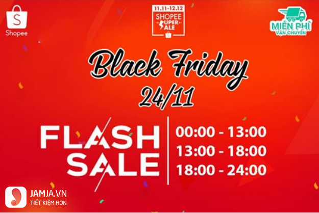 Black Friday Shopee