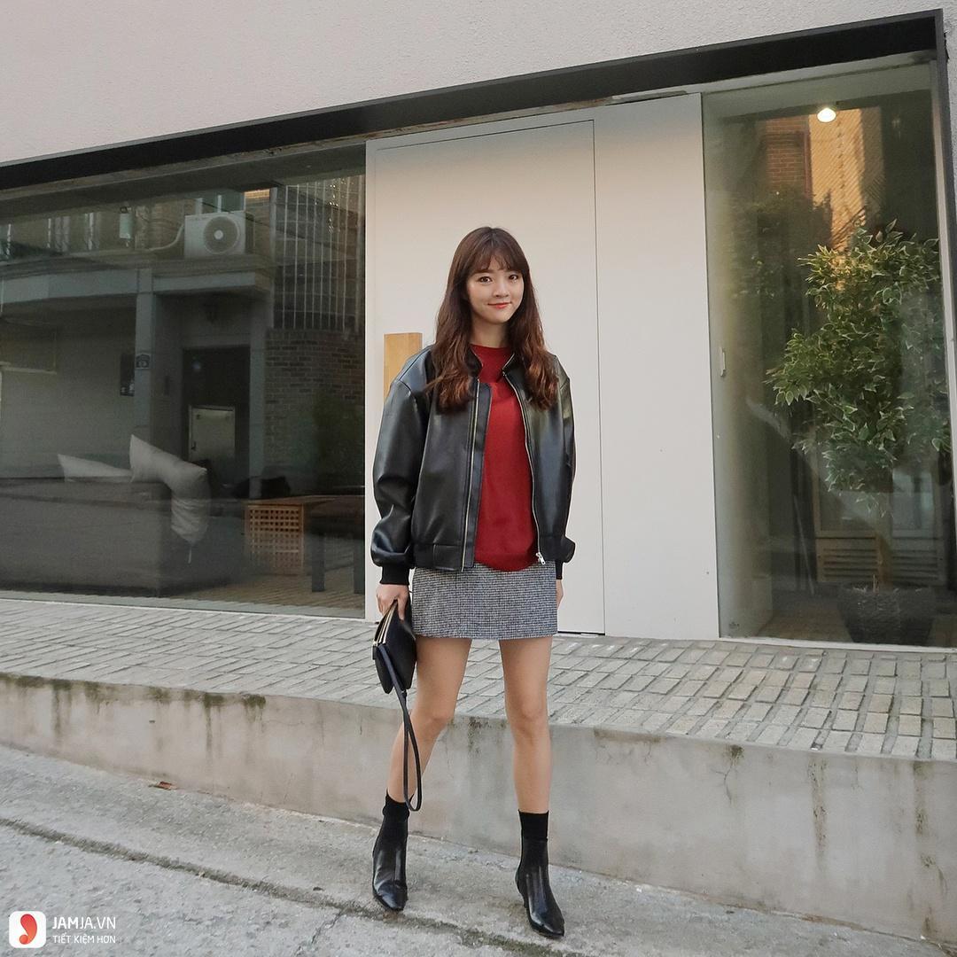 Boots cao cổ 1