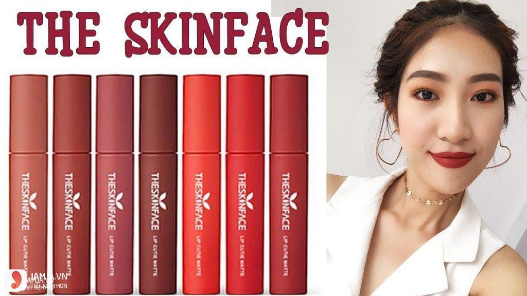 thương hiệu the skinface 2