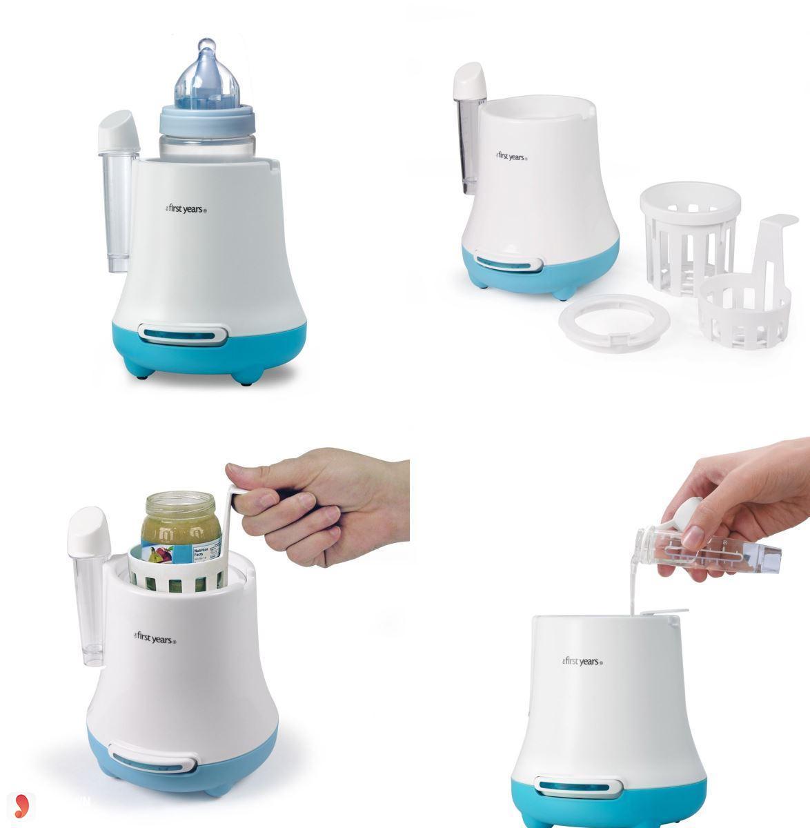 Cách sử dụng máy hâm sữa 1
