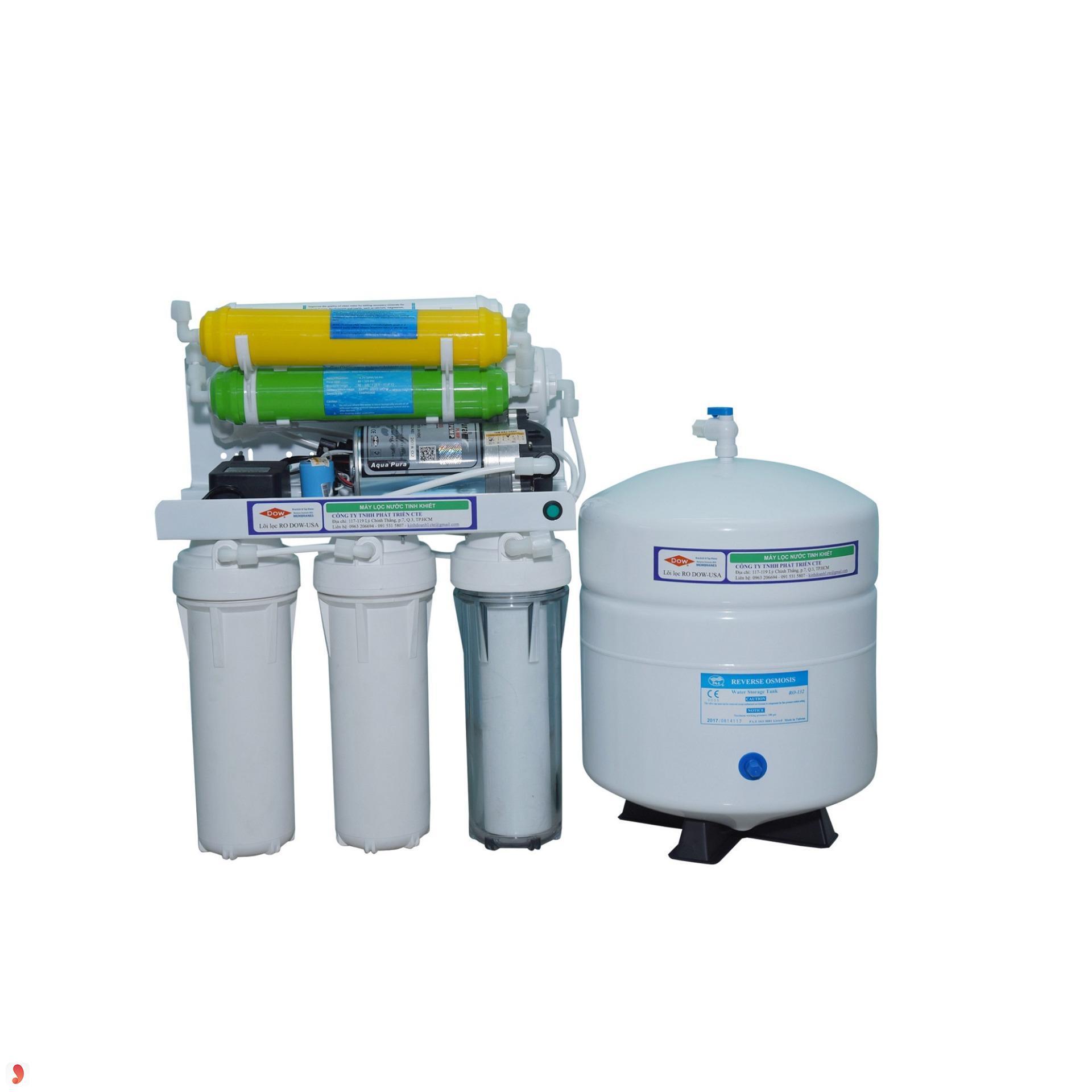Cách sử dụng máy lọc nước đúng cách 1