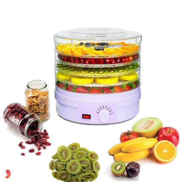 chất liệu máy sấy hoa quả