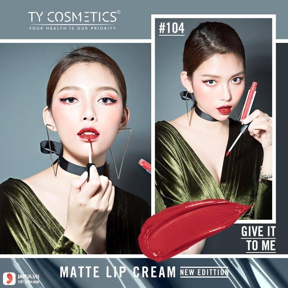 Cách check hạn sử dụng của sonTy Cosmetics Matte Lip Cream