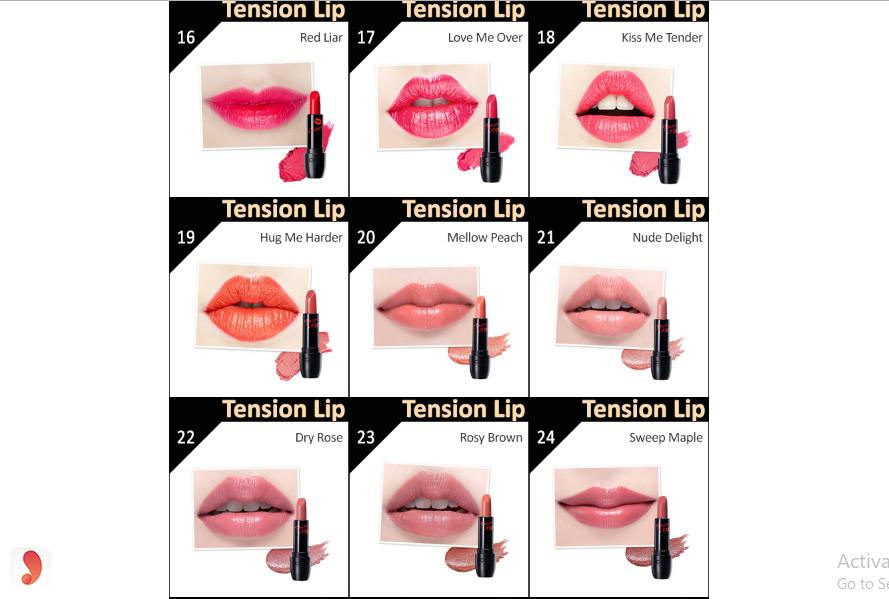 Clio Virgin Kiss Tension Lip