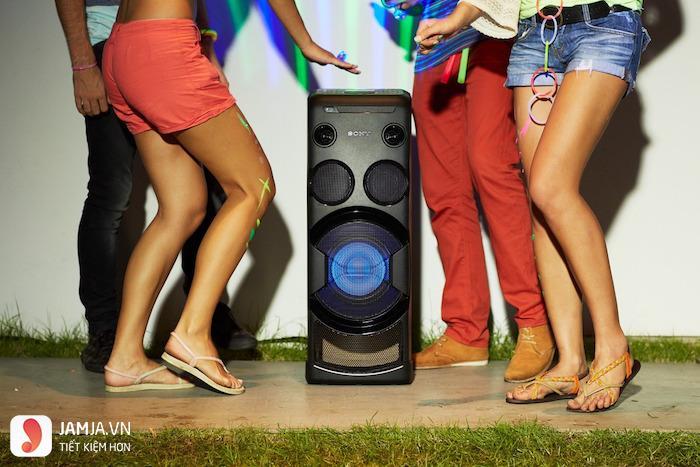 Dàn âm thanh Sony MHC-V11 ảnh3