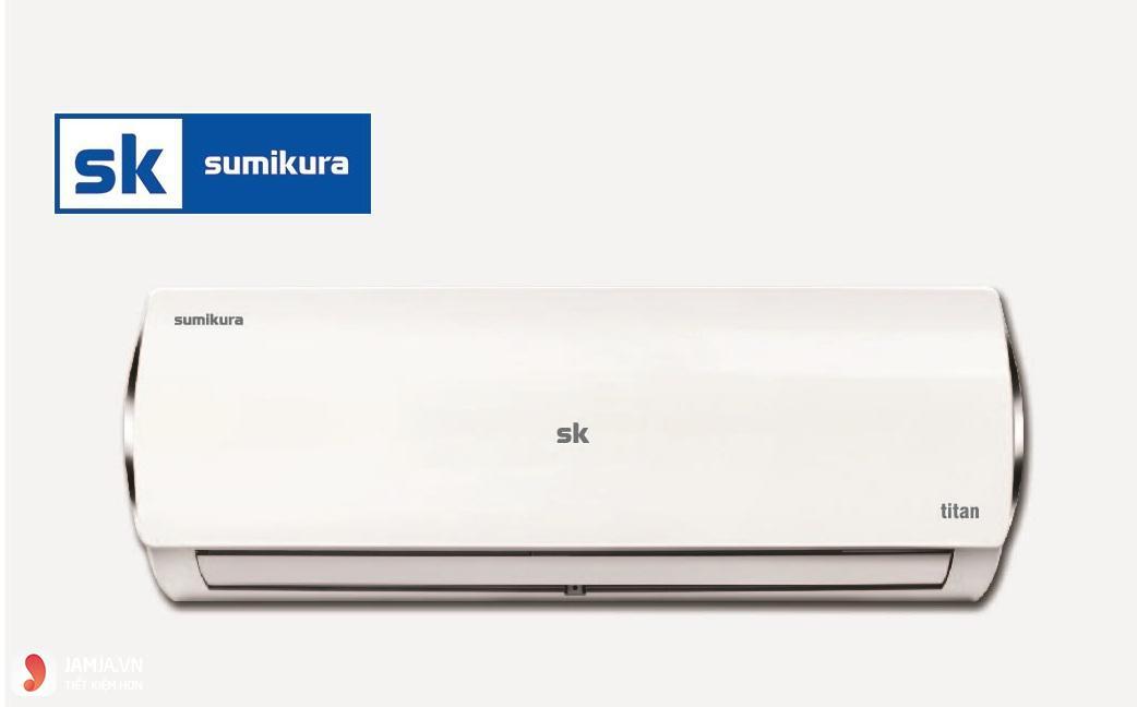 Điều hòa Sumikura 1 chiều APS/APO-180 Titan-A