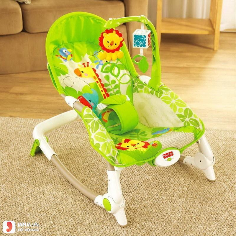 Ghế rung Fisher Price BCD30