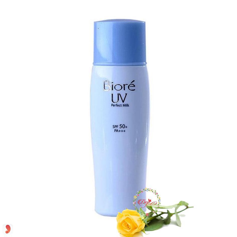 Biore UV Perfect Milk SPF 50+ PA+++ 3