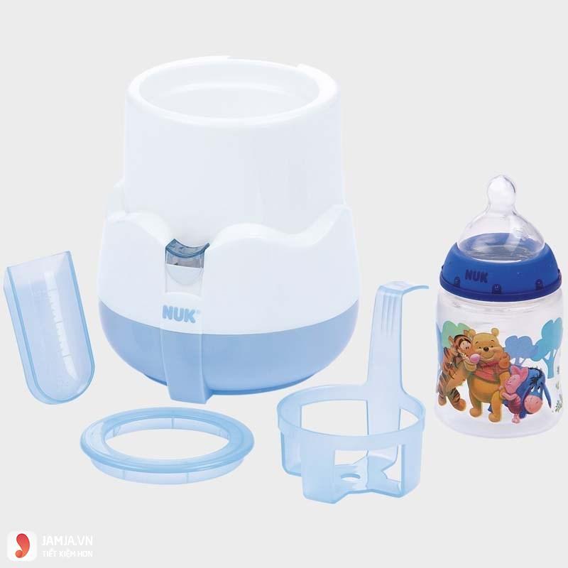 Kinh nghiệm chọn mua máy hâm sữa 3