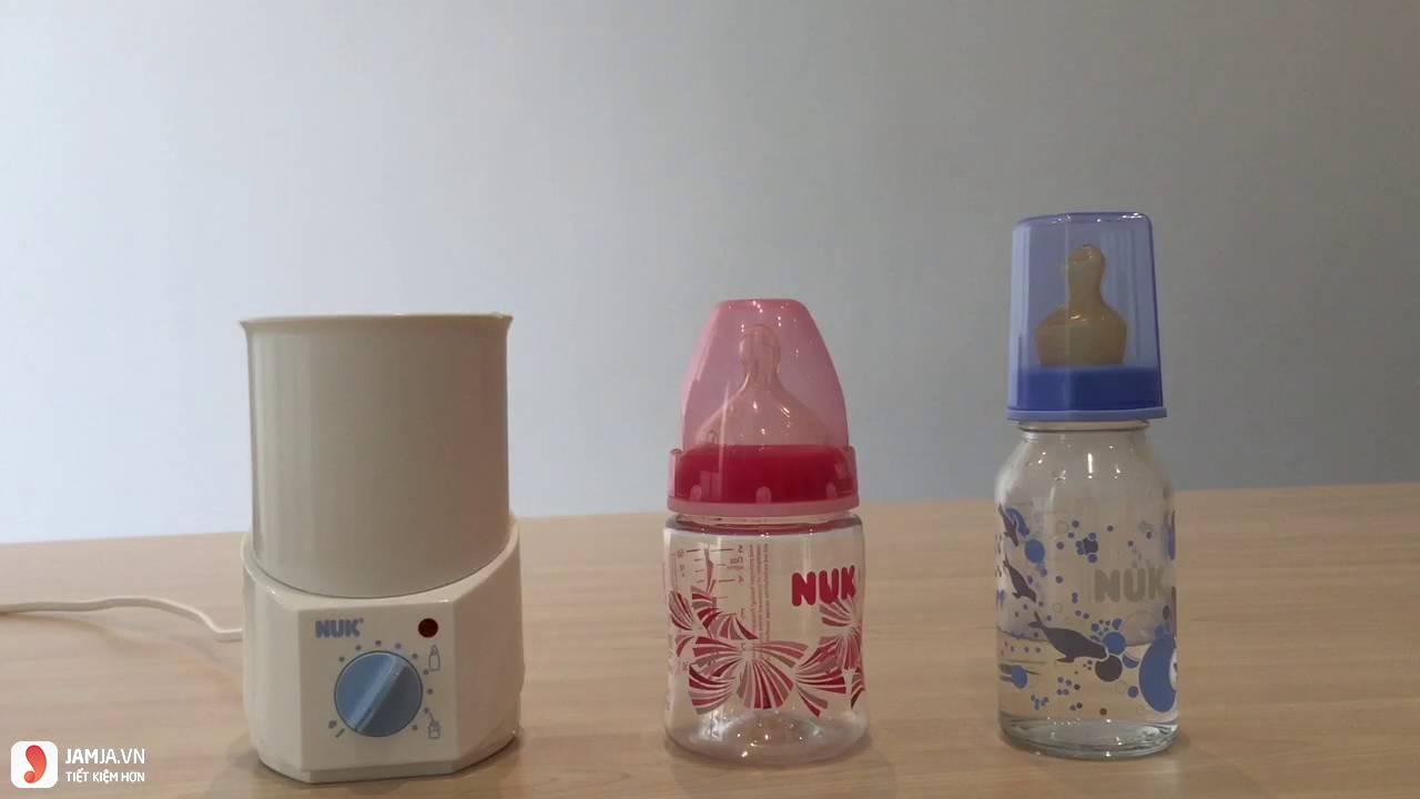 Kinh nghiệm chọn mua máy hâm sữa 6