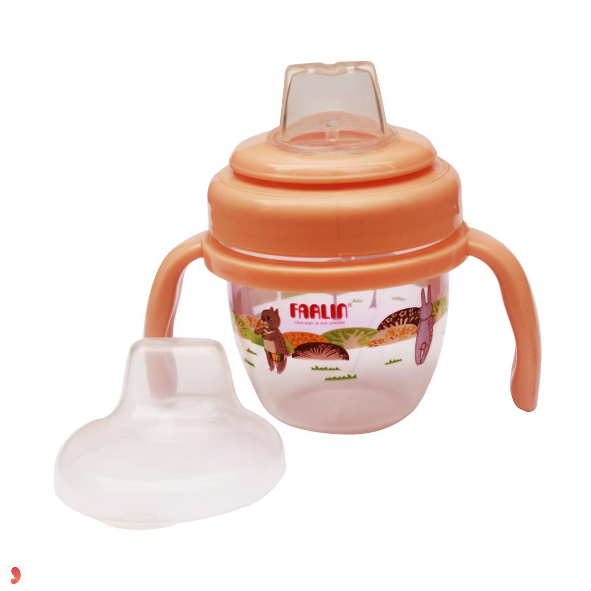 kinh nghiệm lựa chọn bình tập uống nước cho bé 2