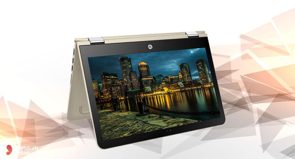 thiết kế Laptop HP X360 13-u108TU (Y4G05PA) dành cho sinh viên