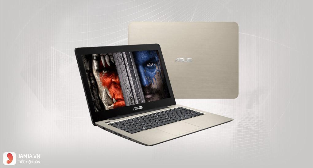 Laptop thương hiệu Asus
