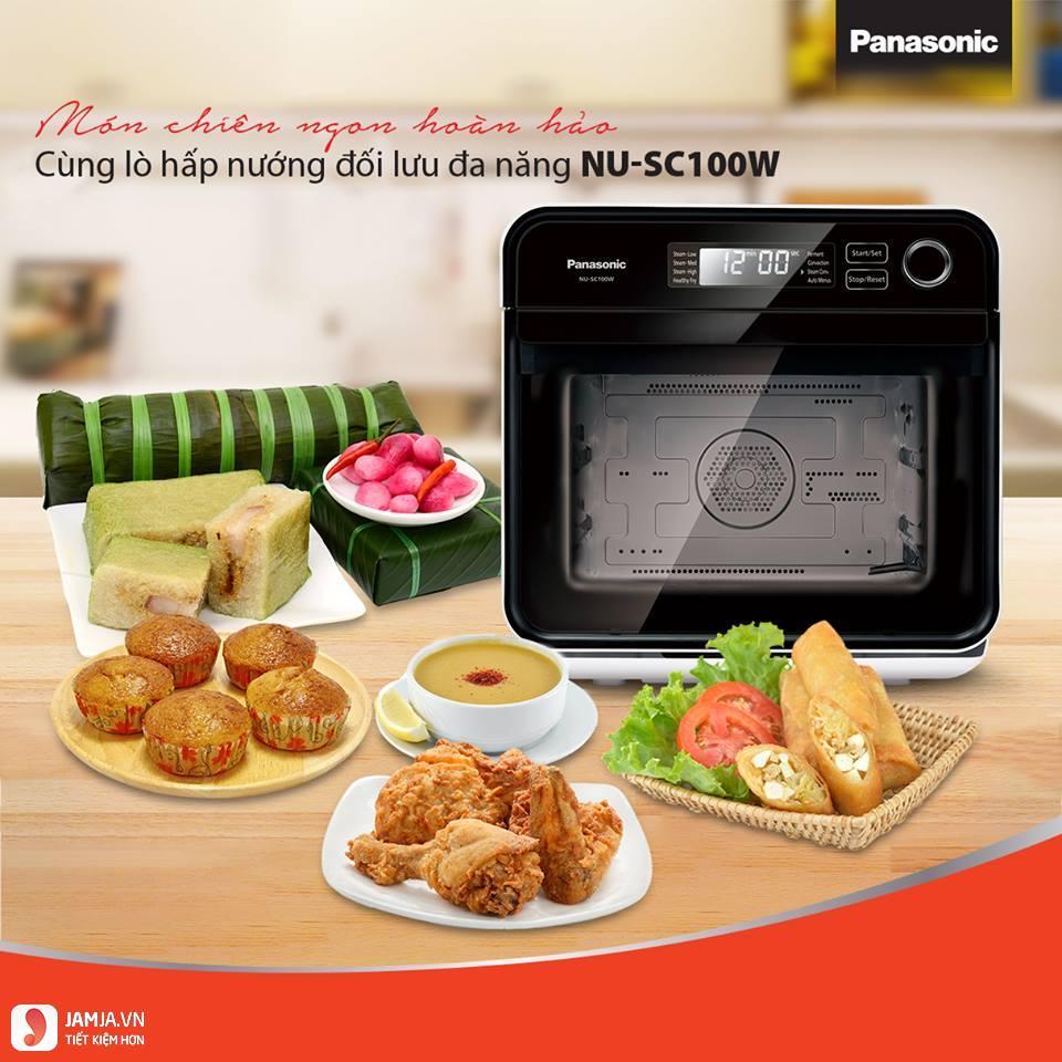 Lò nướng Panasonic NU-SC100WYUE