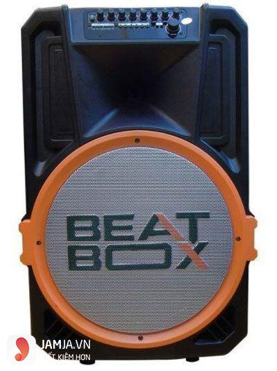 Loa kéo tích hợp đầu Karaoke Wifi Acnos Beatbox KB39U