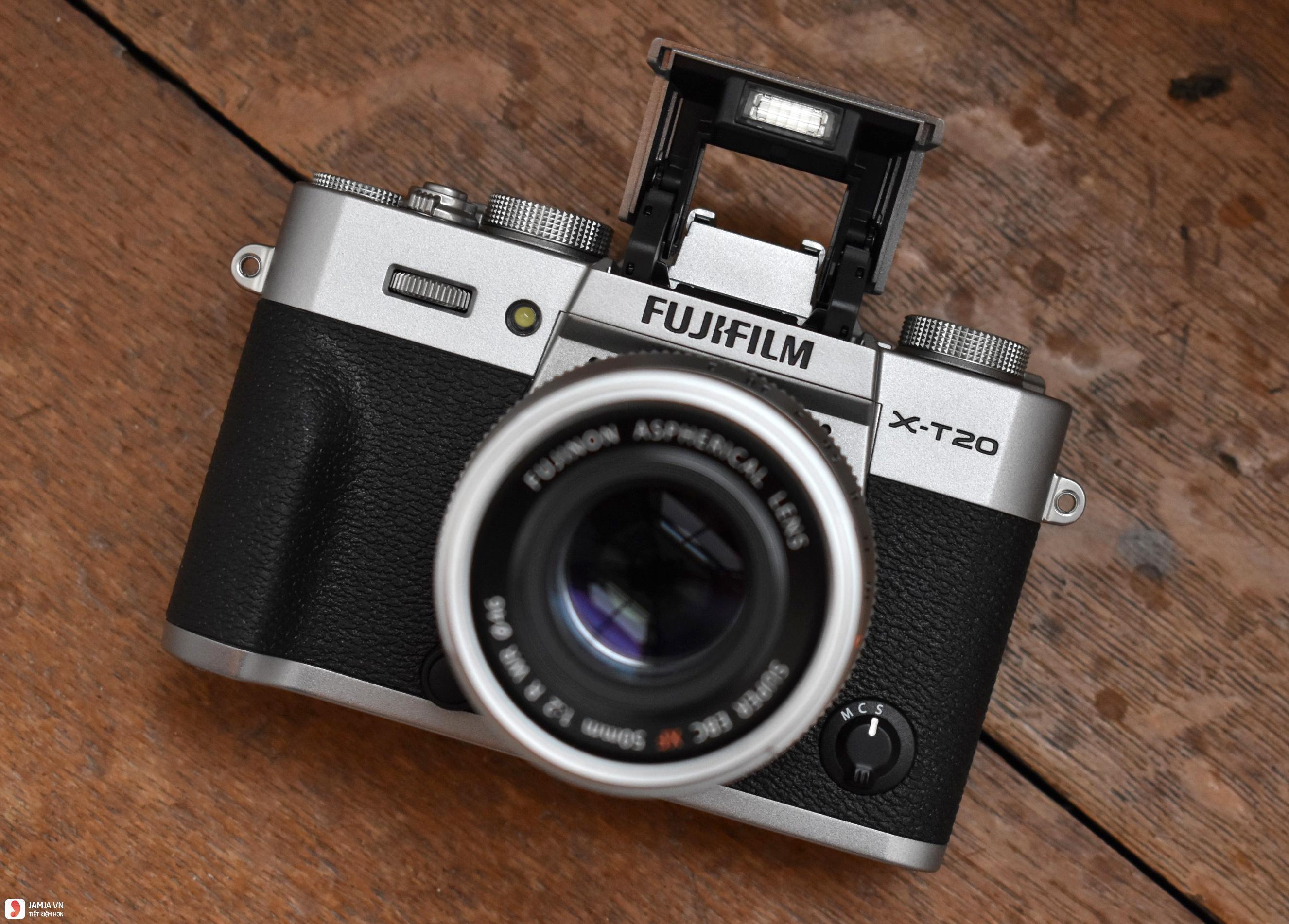 Máy ảnh Fujifilm X-T20 1