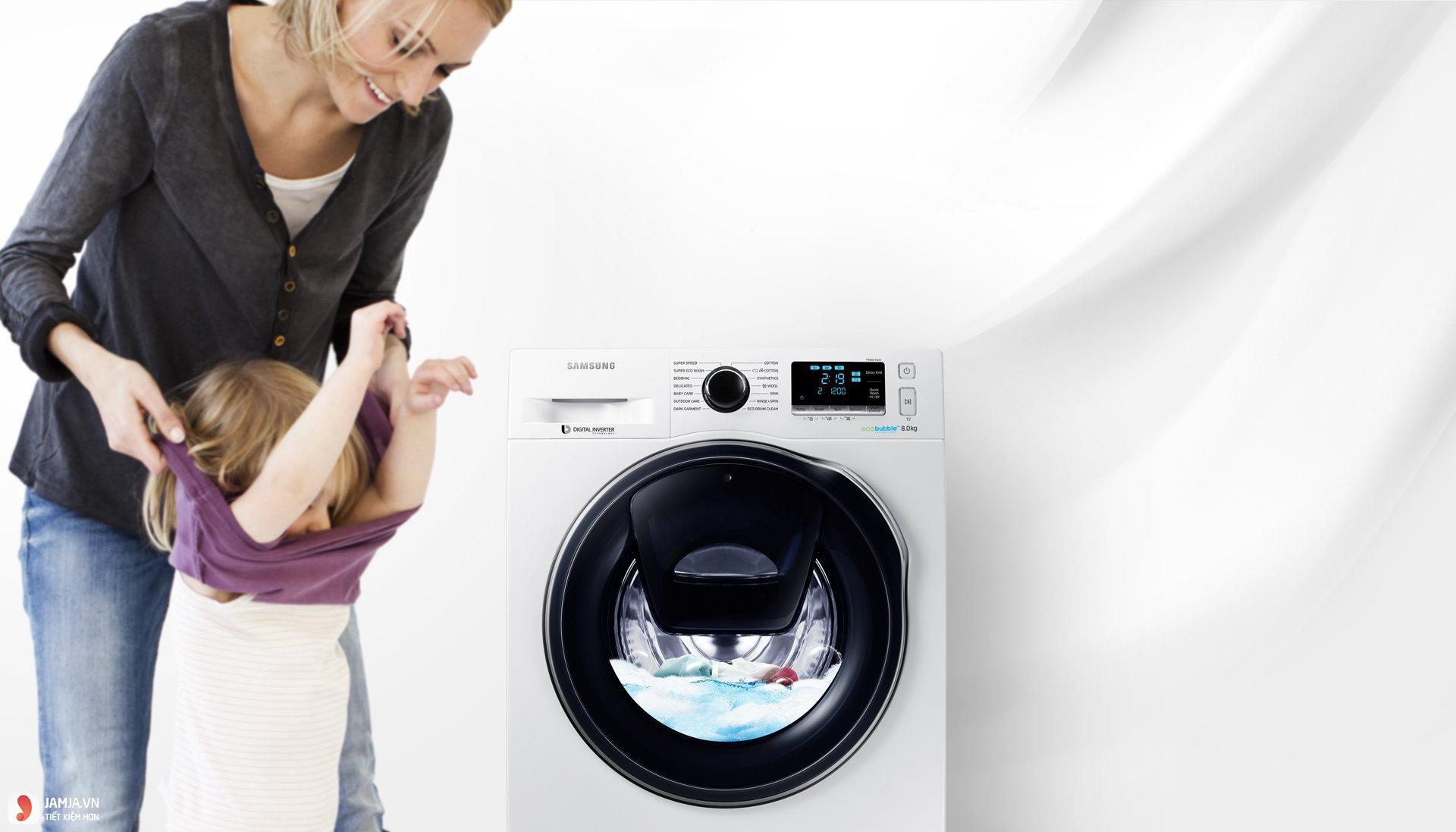 Máy giặt cửa ngang tốt nhất hiện nay 2