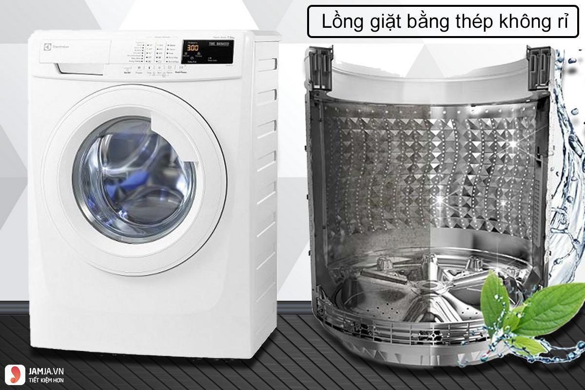 Máy giặt lồng đứng và máy giặt lồng ngang có gì khác nhau 2