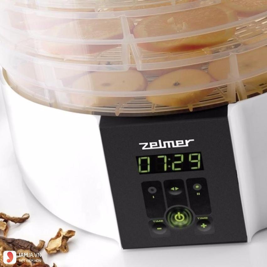 máy sấy thực phẩm Zelmer FD1001 2