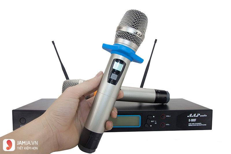 Micro không dây AAP K900F ảnh1
