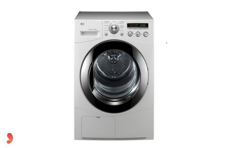 Máy sấy quần áo LG DR80BW