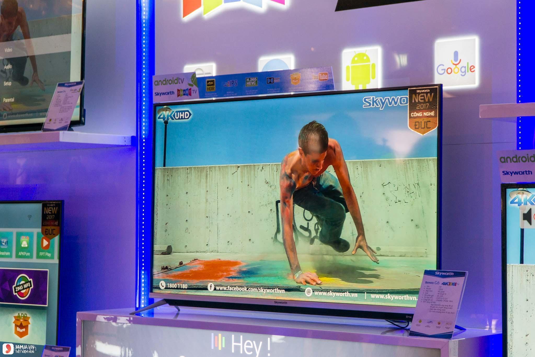 Mua TV hàng trưng bày cần lưu ý những gì 1