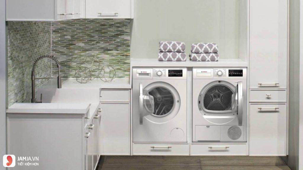 nguyên lý hoạt động của máy sấy quần áo