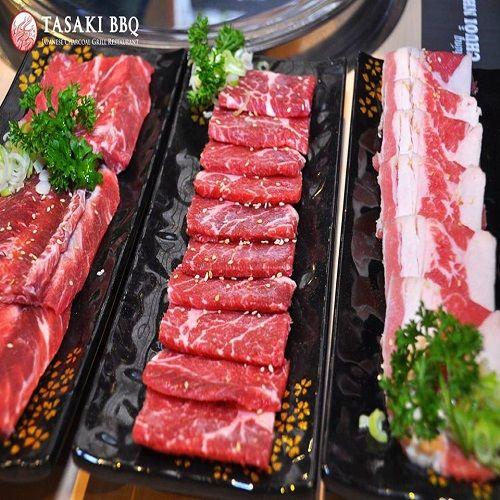 Nhà Hàng Tasaki BBQ Quang Trung 1