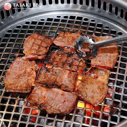 Nhà Hàng Tasaki BBQ Quang Trung