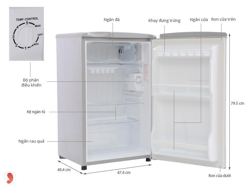 Những tiêu chí khi chọn mua tủ lạnh 3