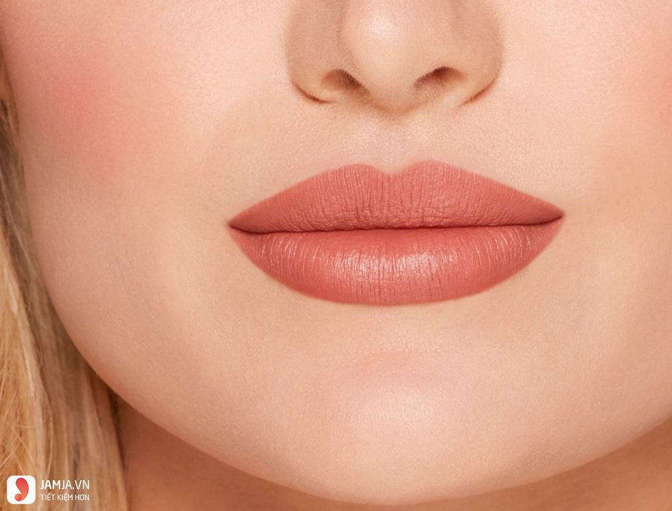peach kiss màu undercover