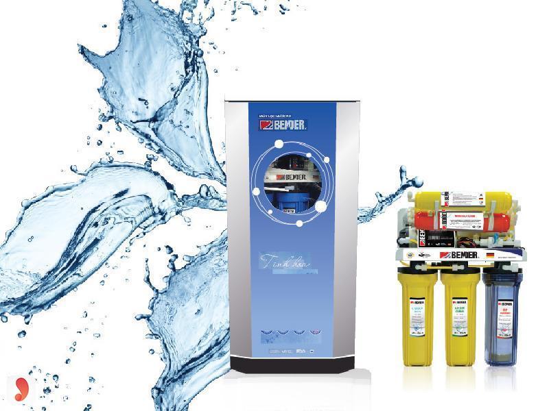 Phân loại máy lọc nước 1