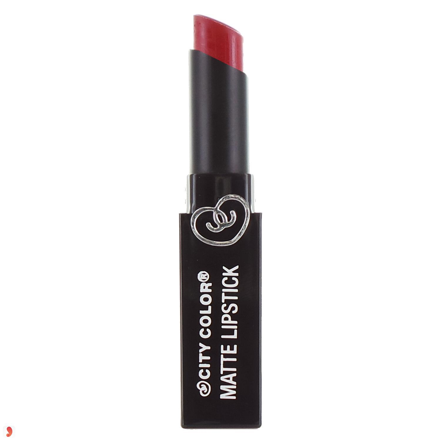 Son City Color Be matte Lipstick 2