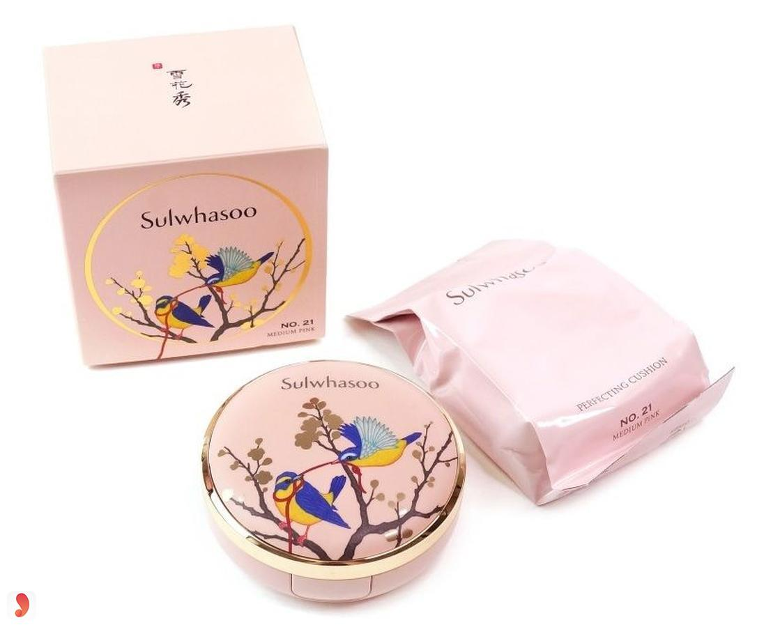 Review Cushion Sulwhasoo Limited