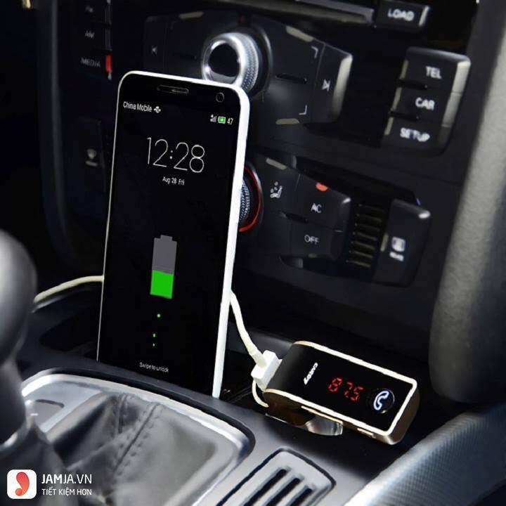 sạc điện thoại Car G7 ảnh2