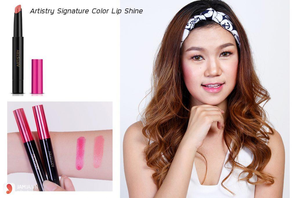 son Artistry color lip shine 1