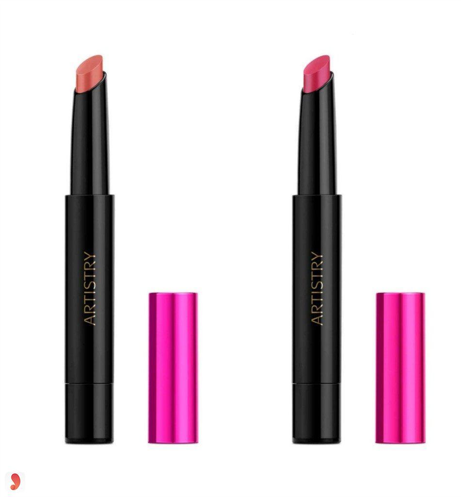 son Artistry color lip shine 2