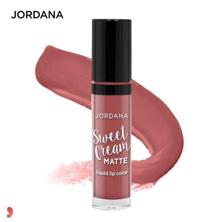 son Jordana Sweet Cream Matte Liquid Lip Color review chi tiết 1