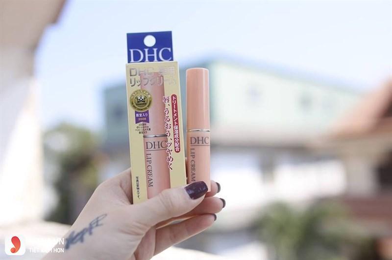 giá Son DHC Lip Cream