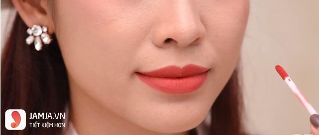 son Miracle Apo Lip Lacque màu cam đất