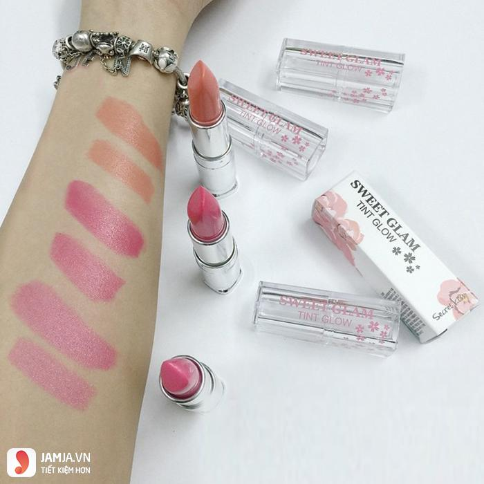 Secret Key Sweet Glam Tint Glow review