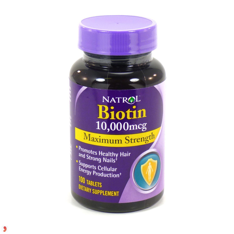 Tác dụng của Biotin 1