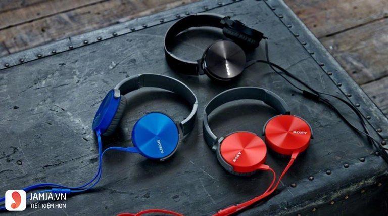 Tai nghe Sony MDR-XB450AP
